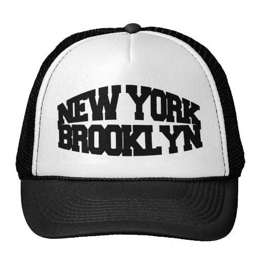 New York Brooklyn Trucker Hat