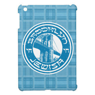 New York Brooklyn Jewish iPad Case