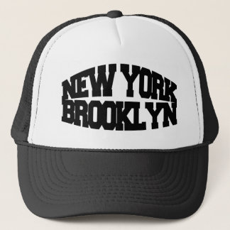 New York Brooklyn Trucker Hat