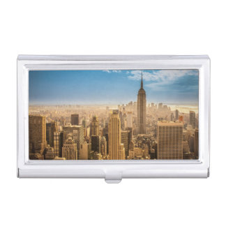 New York Business Card Holder