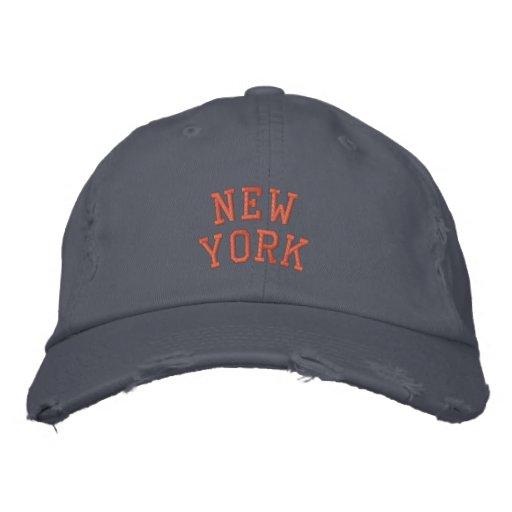 NEW  YORK  CAP BASEBALL CAP