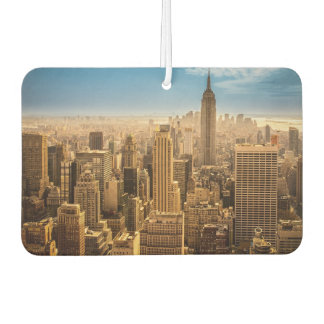 New York Car Air Freshener