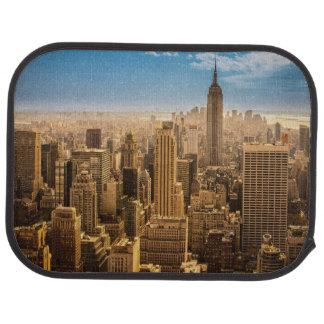 New York Car Mat