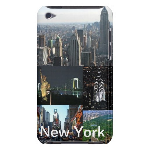 New York CASE Case-Mate iPod Touch Case