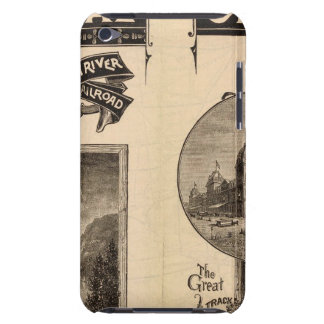 New York Central and Hudson River Railroad Barely There iPod Cover