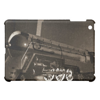 New York Central Vintage Art  Deco Train iPad Mini Cases