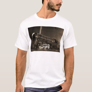 New York Central Vintage Art  Deco Train T-Shirt