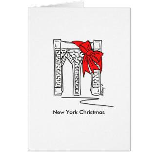 New York Christmas Cards