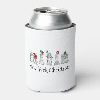 New York Christmas NYC Xmas Holiday Landmarks Gift