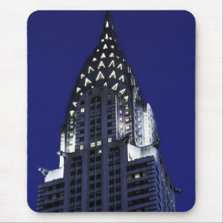 New York Chrysler Building Mouse Mat