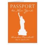 New York City 21ST Birthday Passport