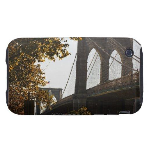 New York City 2 iPhone 3 Tough Case