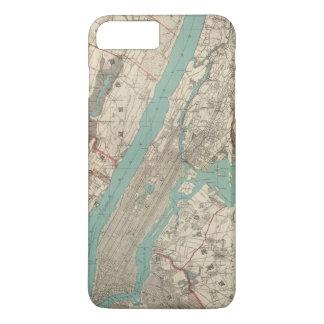 New York City 2 iPhone 8 Plus/7 Plus Case