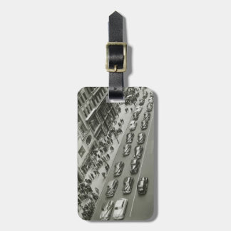 New York City 2 Luggage Tag