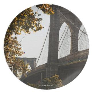 New York City 2 Plate