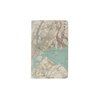 New York City 2 Pocket Moleskine Notebook