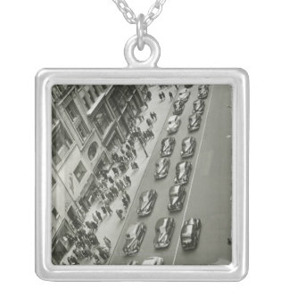 New York City 2 Silver Plated Necklace