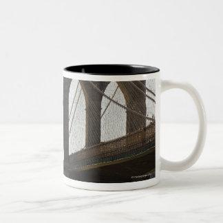 New York City 2 Two-Tone Coffee Mug