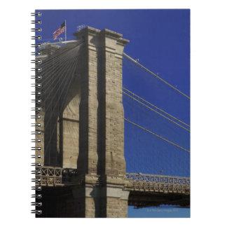 New York City 4 Spiral Note Books