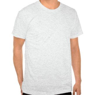 New York City 5 Boroughs Calligram Map Tee Shirt