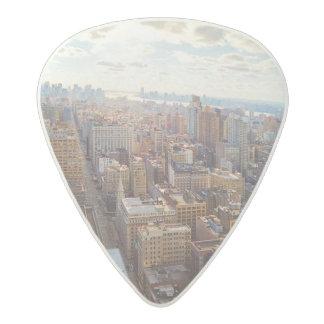 New York City Acetal Guitar Pick