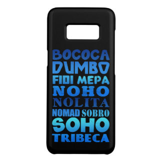 New York City Acronyms Phone Case