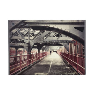 New York City Architecture - Williamsburg Bridge Cases For iPad Mini