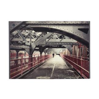 New York City Architecture - Williamsburg Bridge Cases For iPad Mini