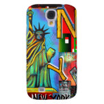 New York City Art HTC Vivid Covers