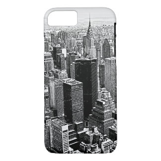 New York City Artwork iPhone 7 Case