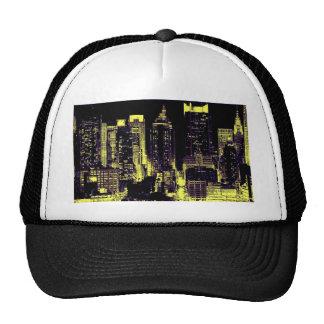 New York City at Night Hat