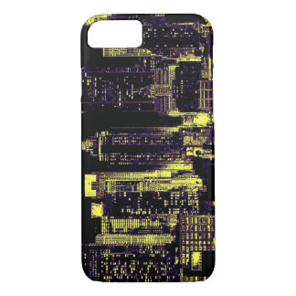 New York City at Night iPhone 7 Case