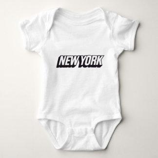 New York City Baby Bodysuit