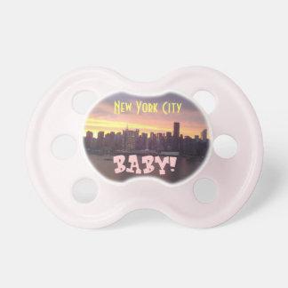 New York City Baby Pacifier