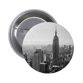 New York City Pinback Buttons