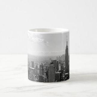 New York City Basic White Mug