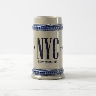 New York City Beer Stein