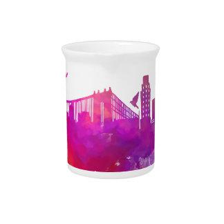 New York City Beverage Pitcher