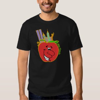New York City Big Apple Shirts