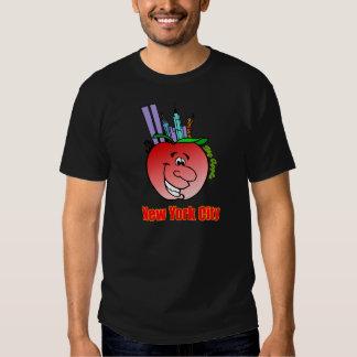 New York City Big Apple Tee Shirt