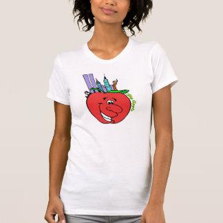 New York City Big Apple T-shirts