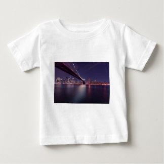 New York City Brooklyn Bridge Baby T-Shirt