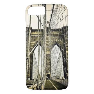 New York City Brooklyn Bridge iPhone 7 Case