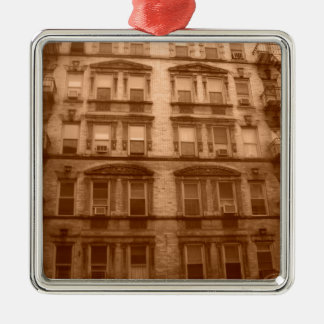 New York City Building Christmas Ornament