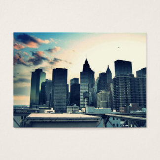 New York City Business Card