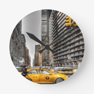 New York City cabs, Central Park Clock