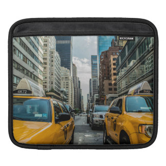 New York City Cabs iPad Sleeves