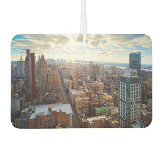 New York City Car Air Freshener