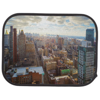 New York City Car Mat