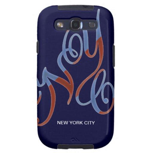 NEW YORK CITY GALAXY SIII CASES